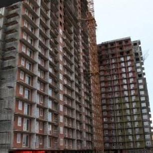 ЖК Мой город стадия строительства